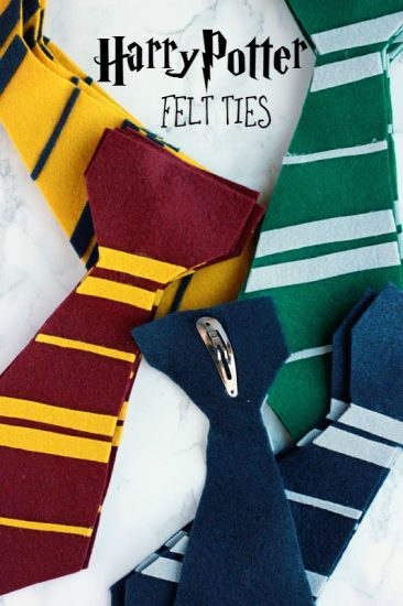 cravatta a tema Harry Potter