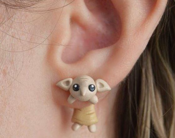 orecchini Dobby di Harry Potter