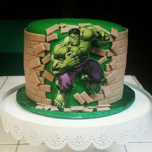 Torte Compleanno Bambini Hulk.Torta Di Compleanno Per Bambini 6 Tipologie E Tante Idee